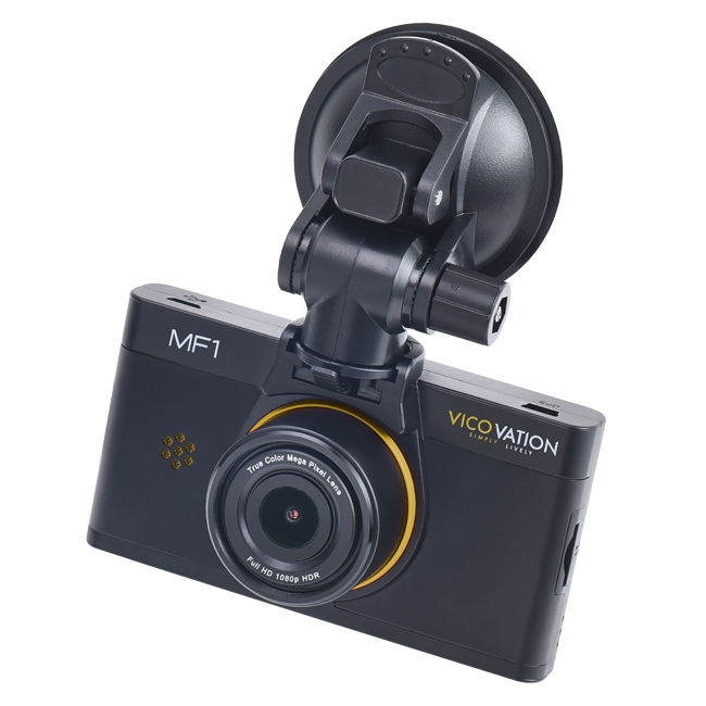 Vicovation Vico Mf1 Full Hd 1080p Dash Camera With