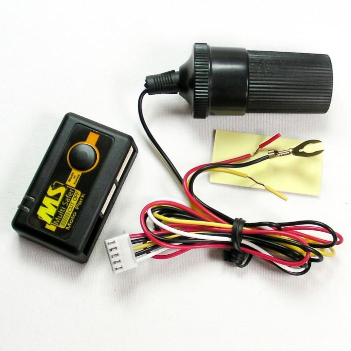 Battery Discharge Prevention, MS Multi Safer, MotoPark, BDP, Moto ...