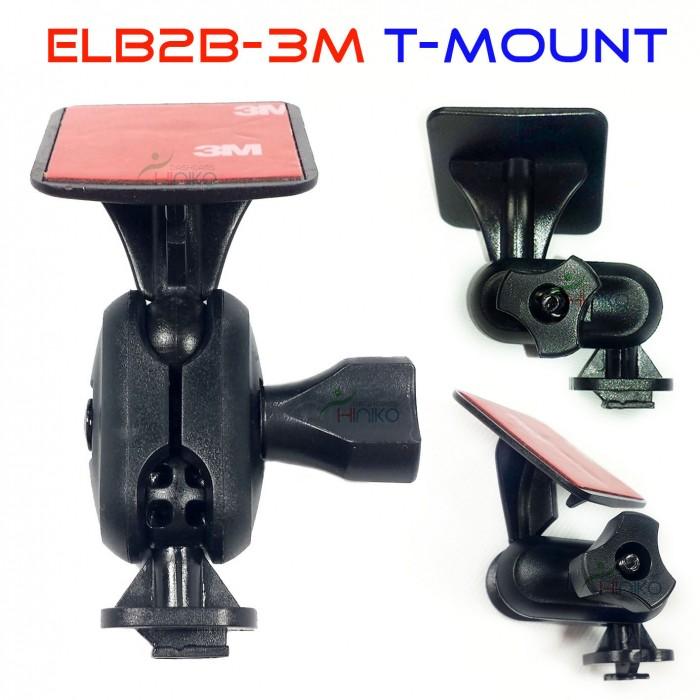 T Mount Elbow Bracket Mount 2 Ball Joints For Daschamera