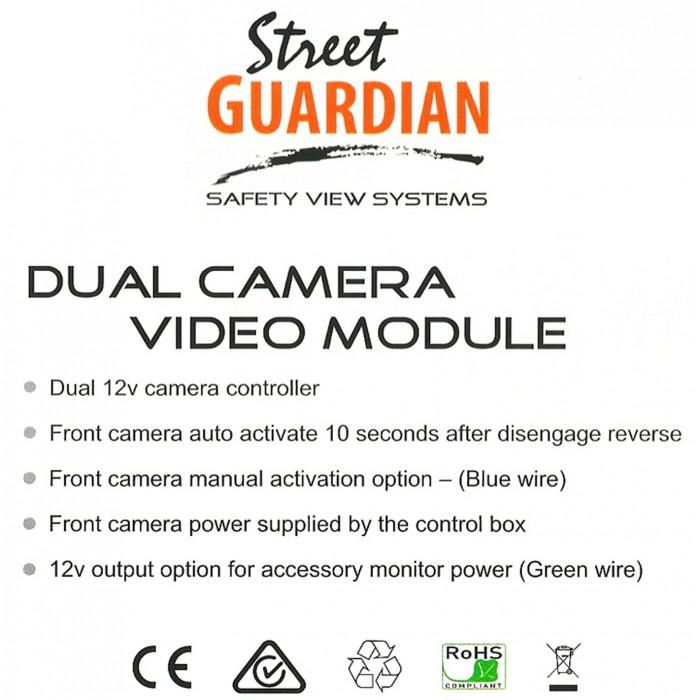 SG-DCVM Dual Camera Video Switch / Module