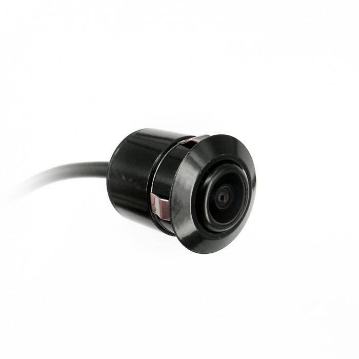 Sg89fm mini size flush mount rear reversing camera for Flush mount reverse camera