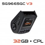 Street Guardian SG9665GC v3 + GPS + CPL + 32GB