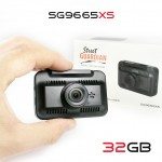 Street Guardian SG9665XS + 32GB, 1080p, Super Capacitor. 12-24V direct input